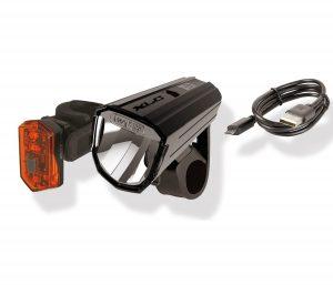 LED LAMPA XLC ALDERAAN USB SET + MICRO USB KABEL