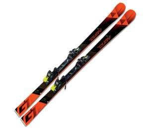 FISCHER SKI SET RC4 THE CURV GT RT + MBS 13 RC4 PR 168CM