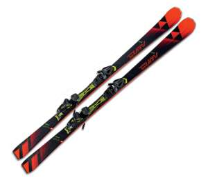 FISCHER SKI SET RC4 THE CURV TI AR + RC4 Z11 PR