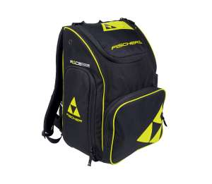 FISCHER RUKSAK BACKPACK RACE 55L BLACK-YELLOW