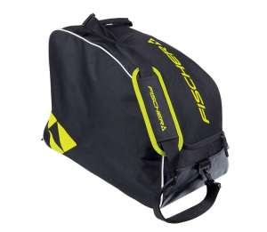 FISCHER TORBA BOOT HELMET BAG ALPINE ECO BLACK-YELLOW