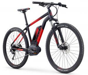 FUJI e-bike AMBIENT 29 1.5 CRNO-CRVENI - 2019
