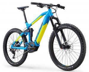 FUJI e-bike BLACKHILL 27,5+ 1.3 EVO LT PLAVI - 2019