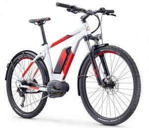 FUJI e-bike AMBIENT 27,5 1.5 EQP SREBRNO-CRVENI - 2019