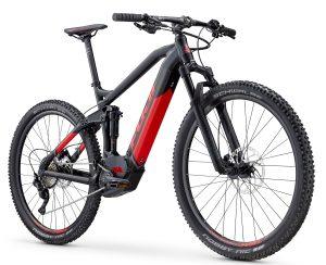 FUJI e-bike BLACKHILL 29 1.3 EVO CRNO-CRVENI - 2019