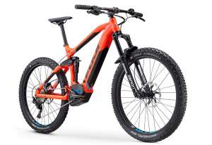 FUJI BLACKHILL 27.5+ 1.5 EVO LT ORANGE - 2019