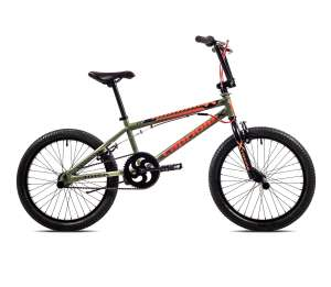 BMX 20 CAPRIOLO TOTEM GREEN-RED