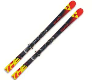 FISCHER SKI SET RC4 THE CURV BOOSTER + VEZOVI RC4 Z13 FREEFLEX BRAKE 85 [D]
