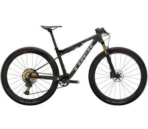TREK SUPERCALIBER 9.9 XX1 MATTE CARBON/GLOSS BLACK - 2020