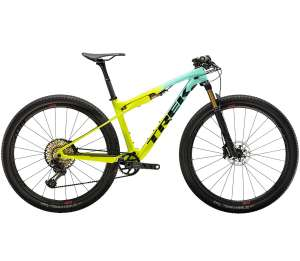 TREK SUPERCALIBER 9.9 XX1 MIAMI GREEN TO VOLT FADE - 2020