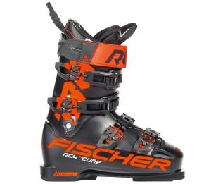 FISCHER SKI CIPELE RC4 THE CURV 130 PVB BLACK