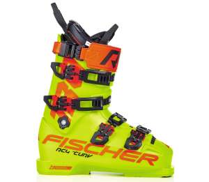 FISCHER SKI CIPELE RC4 THE CURV 130 VFF YELLOW