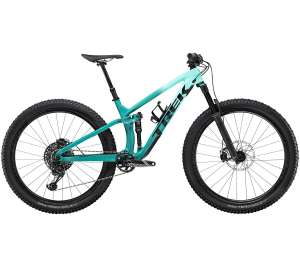 TREK FUEL EX 9.8 MIAMI GREEN TO TEAL FADE - 2020