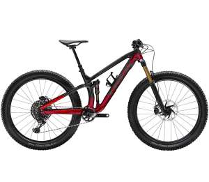 TREK FUEL EX 9.9 RAW CARBON / RAGE RED - 2020