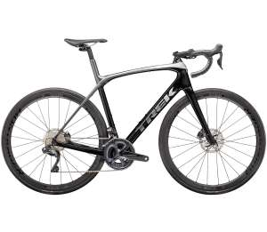 TREK DOMANE SLR 7 BLACK-QUICKSILVER-ANTHRACITE FADE - 2020