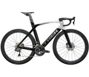 TREK MADONE SLR 7 DISC BLACK-SILVER - 2020
