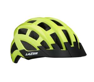KACIGA LAZER COMP DLX CE-CPSC MATTE FLASH YELLOW 54-61CM