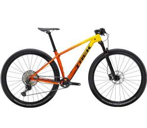 TREK PROCALIBER 9.6 YELLOW ORANGE FADE - 2020
