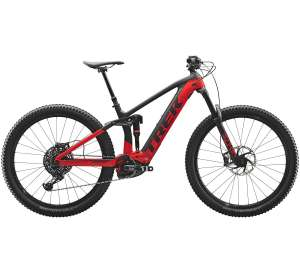 TREK RAIL 9.8 BLACK VIPER RED - 2020