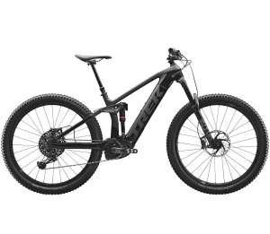 TREK RAIL 9.8 RAW CARBON BLACK - 2020