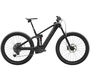 TREK RAIL 9.9 RAW CARBON BLACK - 2020