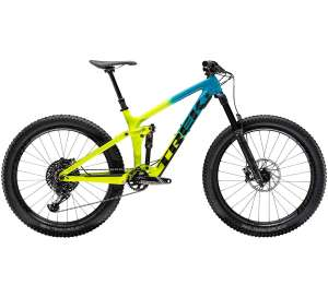 TREK REMEDY 9.8 27.5 GX TEAL VOLT FADE - 2020
