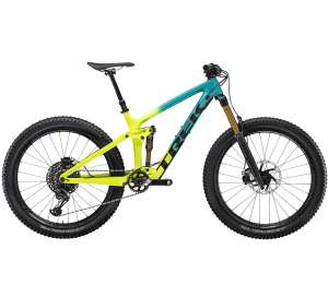 TREK REMEDY 9.9 27.5 X01 TEAL VOLT FADE - 2020