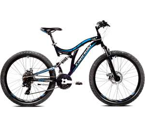 CAPRIOLO GTX 260 BLACK-BLUE - 2020