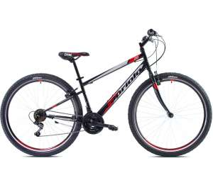 CAPRIOLO PASSION MAN 29 BLACK-RED - 2020