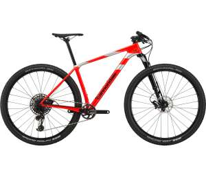 CANNONDALE F-SI CARBON 3 ACID RED - 2020
