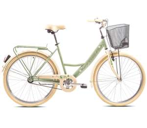 CAPRIOLO PARIS LADY 26 OLIVE-GREEN